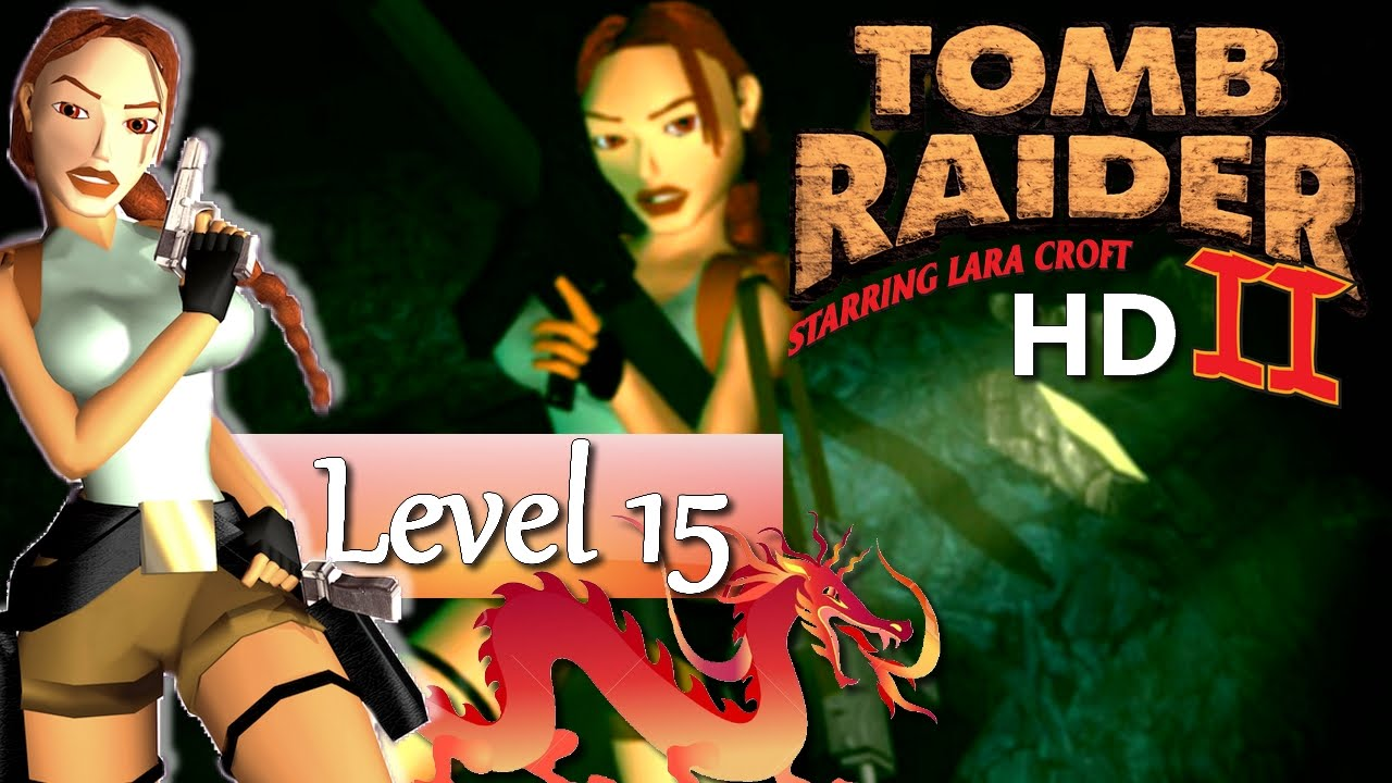 Tomb Raider The Dagger of Xian - Gameplay #3 - High