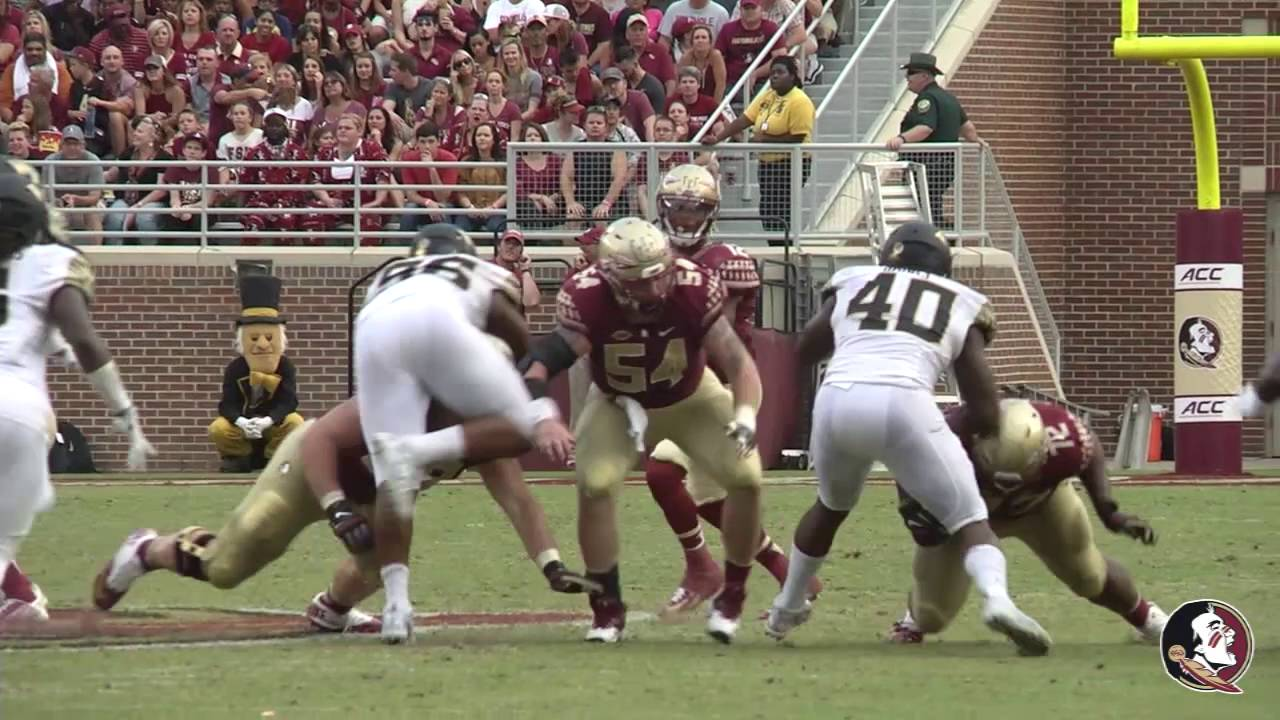 Download FSU vs. Wake Forest highlights
