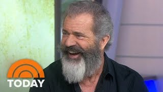 Mel Gibson Tells Kathie Lee About His New Film 'Hacksaw Ridge' | TODAY