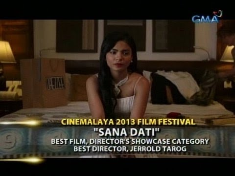 24 Oras:  2013 Cinemalaya Awards Night