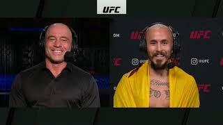 UFC 252: Chito Vera Interview after TKO win