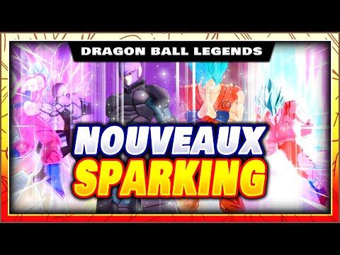ILS SONT LÀ ? PRÉSENTATION DES NOUVEAUX SPARKING HIT ET GOKU SSJB KAIOKEN ! DRAGON BALL LEGENDS FR