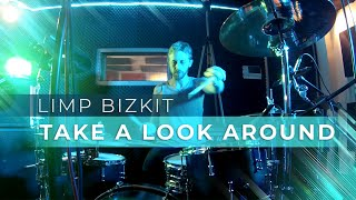 Limp Bizkit - Take A Look Around - Drum Cover by Duke Grooves