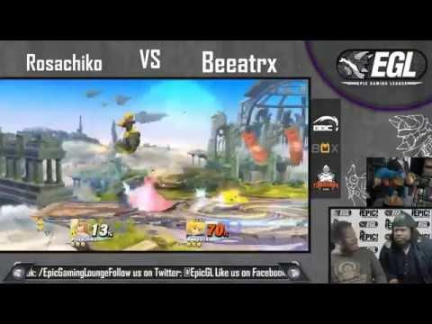 Rosachiko VS Beeatrix - Match 2