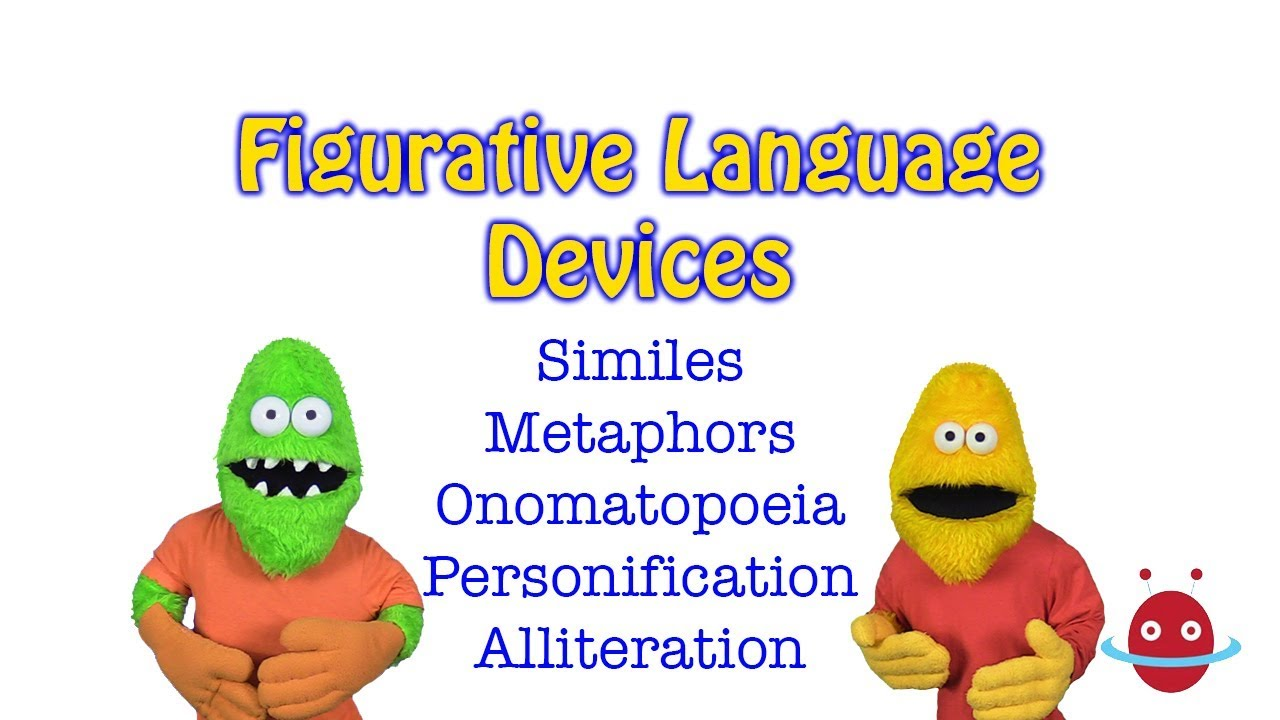 Similes Metaphors Onomatopoeia Personification And Alliteration