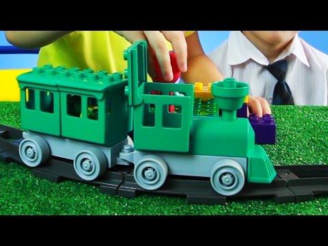 Видео для детей смешное: дети играют. Капуки Дети и Родители: Настя и Вова. Бабушка в круизе.
