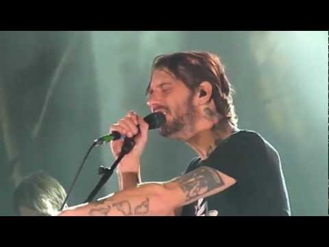 Band Of Horses - Detlef Schrempf -- Live At Trix Antwerpen 14-11-2012