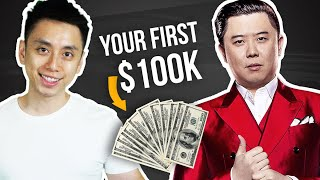 How To Make Your First $100,000 Online With Dan Lok And Peng Joon
