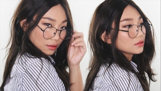 Korean SCHOOL GIRL Makeup Tutorial (ENGLISH) | Raiza Contawi