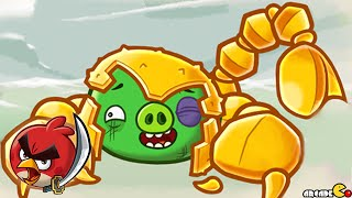 Angry Birds Fight! RPG Puzzle - New Scorpion Monster Pig!