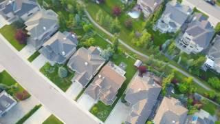 DJI Drone Flight - Calgary 2017