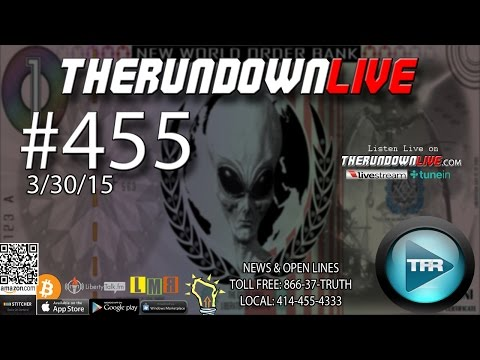 The Rundown Live #455 Open Lines (Nothing,GMO,2016 Selection)
