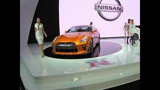 New 2018 Sport Car Nissan GTR 2019