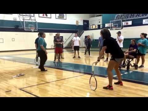 Elementary tennis lesson plan for beginners