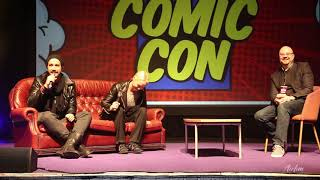 Marvel Panel Wales Comic Con With Stefan Kapicic and Pom Klementieff | Airlim
