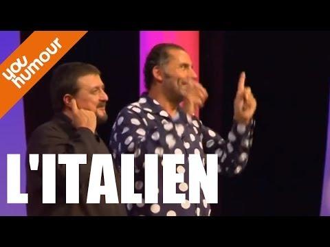 Dau et Catella - L'acteur Italien