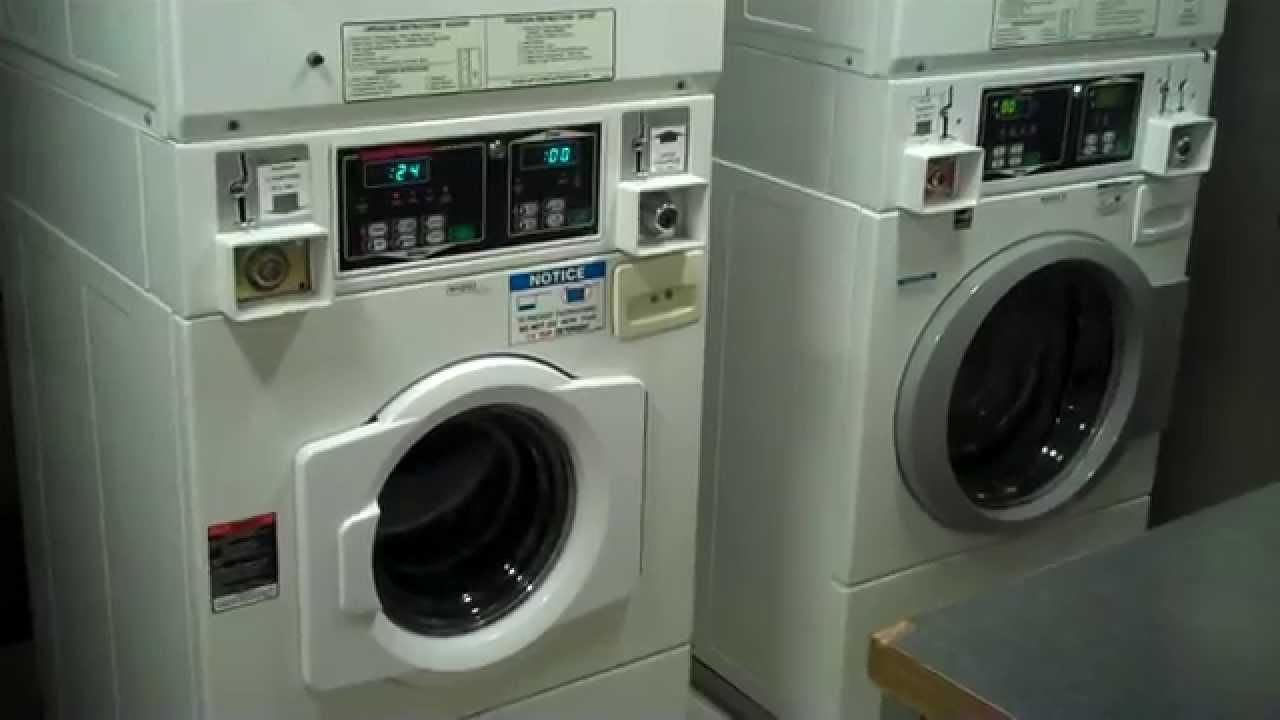 Self Service Laundry On Holland America Line Ms Maasdam