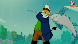 Симпсоны в кино! Спрингфилд под куполом ✔ Свин паук  Гомер   герой!