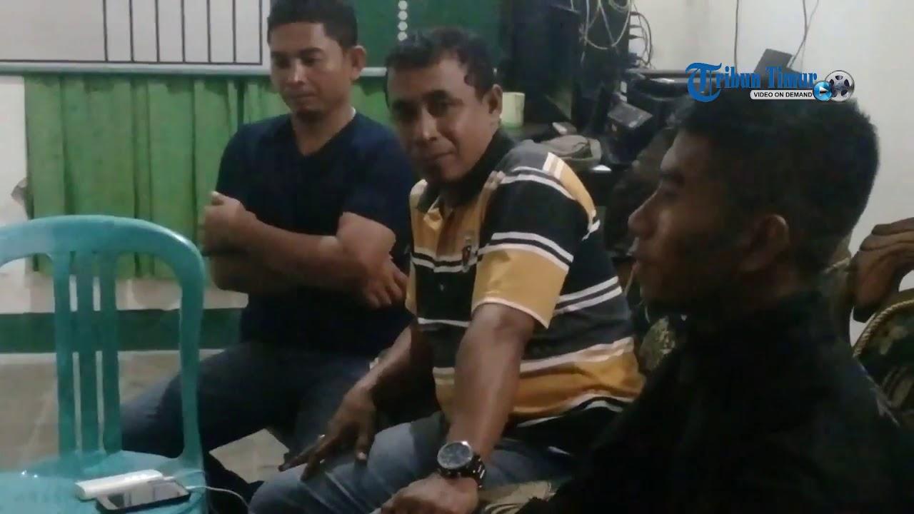 Dandim Jeneponto 'Ceramahi' Oknum TNI Yang Terlibat Keributan Dengan Personel Polsek Batan