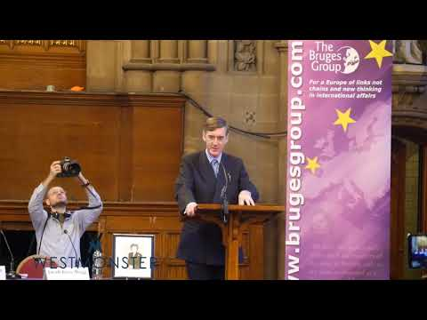 Jacob Rees-Mogg Full Brexit Speech at Bruges Group, Manchester 2017