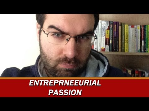 How much passion do I need? - 61/101 Entrepreneur Questions and Answers