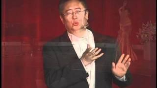 Dr. and Master Sha: Master Sha Chants Da Bei Zhou with Eli Ho Dancing, Berlin