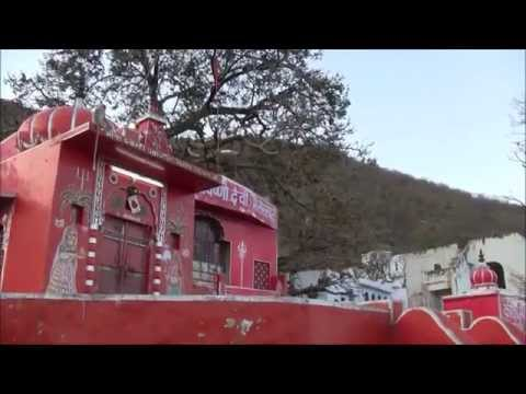 Red Temple (Carnival of the Animals) Pushkar, Rajahstan - India