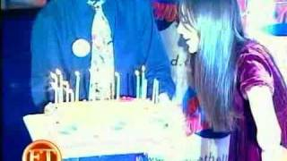 Ali Lohans 13th Birthday Party YouTube Videos