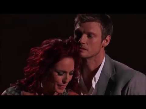 Nick Carter - Dancing With The Stars Compilation -