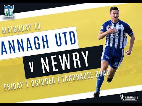 Annagh Newry City Goals And Highlights