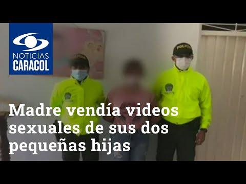 Madre en Ibagué vendía videos sexuales de sus dos pequeñas hijas a pedófilo de EE. UU.