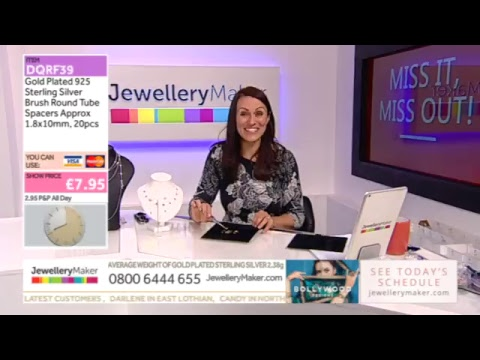 JewelleryMaker LIVE 22/05/17 1pm - 6pm