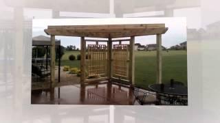 Estate Deck & Fence Arbors And Trellises 2012