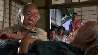 The Karate Kid   PART II   The Death of a Father