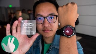 Will the Snapdragon Wear 3100 save smartwatches?