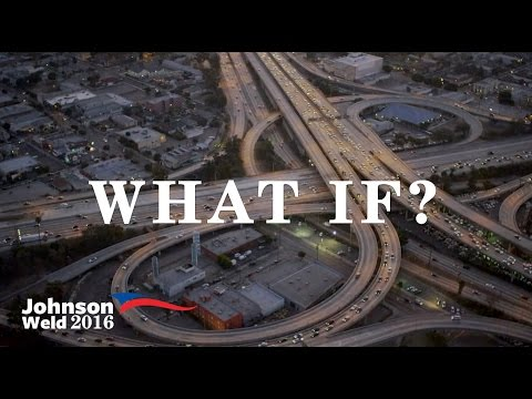 What If - Gary Johnson 2016 (Unofficial)