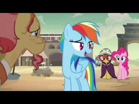 Смотреть мультфильм мой маленький пони 7 сезон