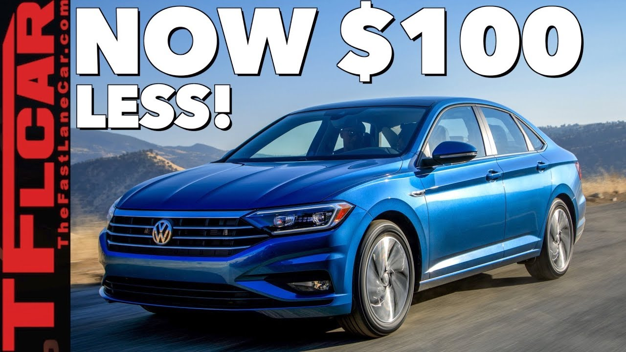 Here's how VW made the 2019 Jetta $100 Less Expensive | Good, Bad & Weird  Review