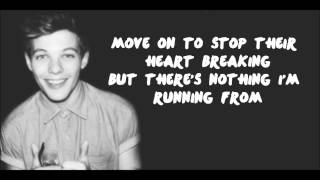One Direction - Strong (Lyrics + Pictures)