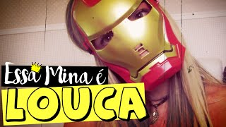 Essa Mina É Louca - Anitta Part. Jhama (Meiryelle Cover)