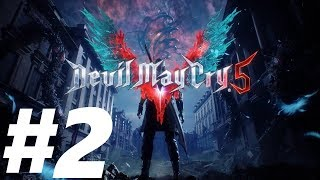 Devil May Cry 5 (2) — No nieźle