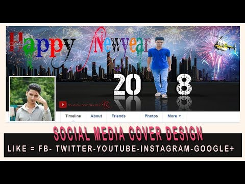 Happy new year 2020 facebook cover images