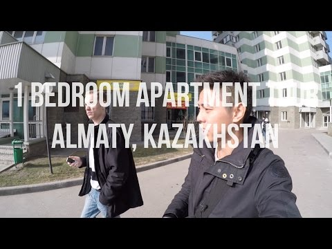 Almaty, Kazakhstan Apartment Tour - Property Pinpoint Special
