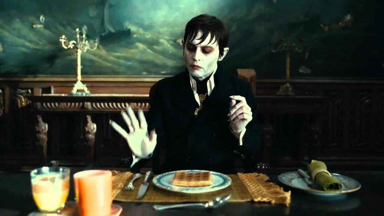 Mroczne Cienie - Fragment Filmu: Sketch to screen - YouTube Johnny Depp Cast