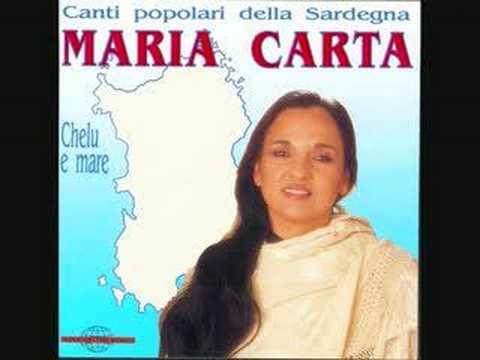 Maria Carta Corsicana