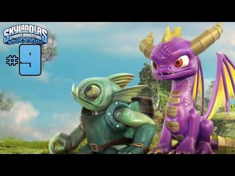 Skylanders: Spyro's Adventure - Walkthrough - Part 9 - Stonetown (PC) [HD]