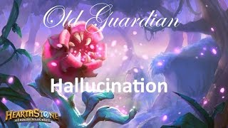 Hearthstone S37 Sherazin Miracle Rogue vs Dragon Priest - Hallucination