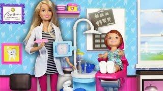 Barbie Diş Doktoru | Çizgi film tadında Barbie Türkçe izle | Evcilik TV