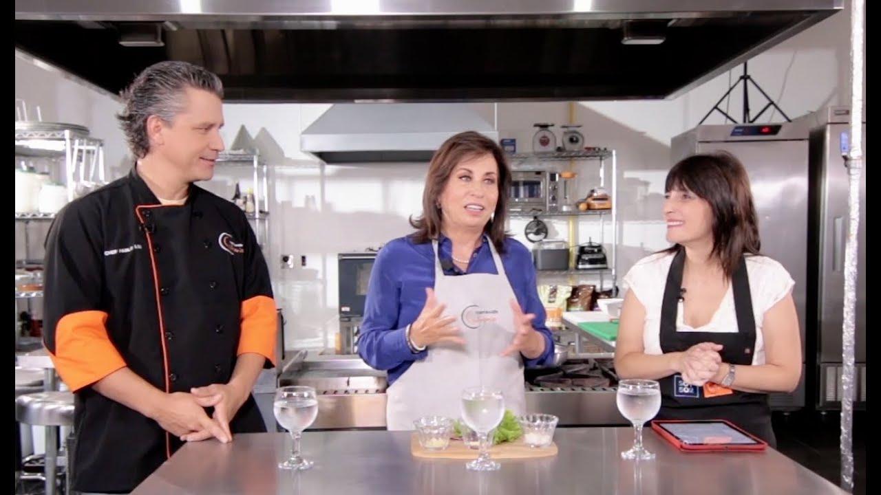 Hasta la cocina sandra torres youtube for Torres en la cocina youtube