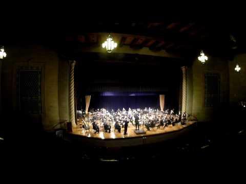 Milwaukee symphony in Green Bay